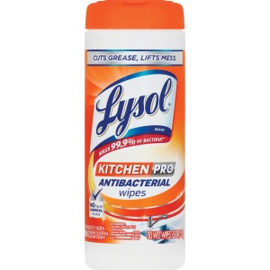 Lysol Kitchen Pro Anti-bacterial Wipes