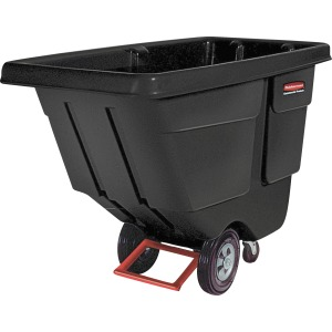 Rubbermaid Commercial 850lb Capacity Utility Tilt Truck