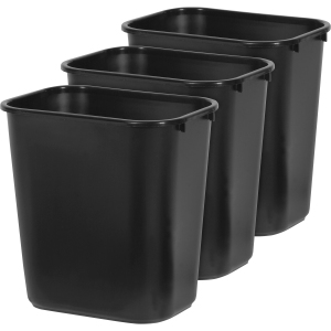 Rubbermaid Commercial Deskside Wastebasket