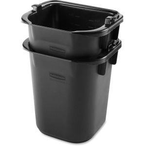 Rubbermaid Commercial Executive 5-quart Heavy-duty Pail