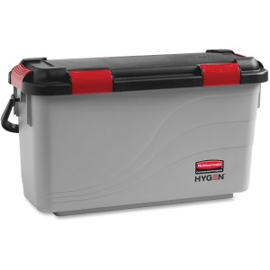 Rubbermaid Commercial Microfiber Pads Charging Bucket
