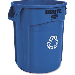 Rubbermaid Commercial Brute 20-gal Recycling Container