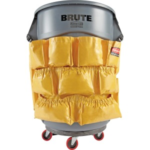 Rubbermaid Commercial Brute Utility Container Caddy Bag