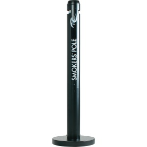 Rubbermaid Commercial Freestanding Smoker's Pole