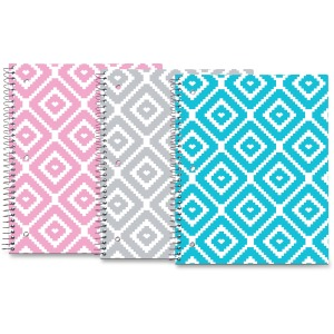 Roaring Spring Modern Jen Design 1-subject Notebook