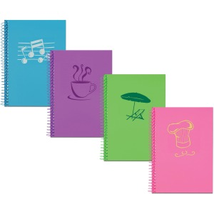 Roaring Spring Lifenotes 4-pack Small Notebooks