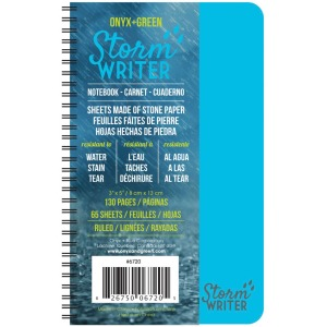 Roaring Spring Storm Writer Notebook