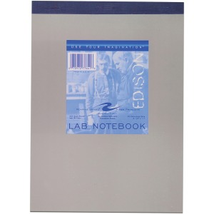 Roaring Spring Top Opening Carbonless Lab Notebook