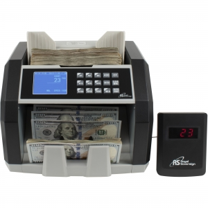 Royal Sovereign High Speed Currency Counter with Value Counting & Counterfeit Detection (RBC-ED250)