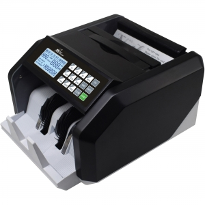 Royal Sovereign High Speed Currency Counter with Value Counting & Counterfeit Detection (RBC-ES250)