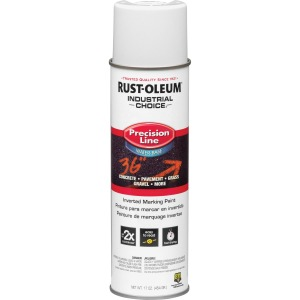Industrial Choice White M1800 Marking Paint Spray
