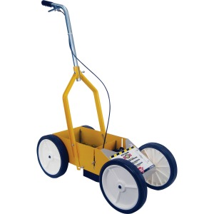 Rust-Oleum Athletic Field Striping Machine