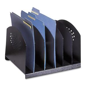 Safco Steel Desk Racks