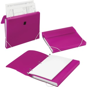 "Samsill Duo 2-in-1 Organizer/1"" Ring Binder"