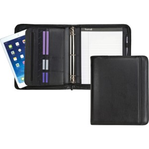 Samsill iPad Pocket Professional Zipper Binder