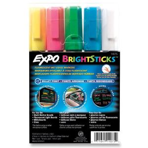 Expo Bright Sticks Marker Set