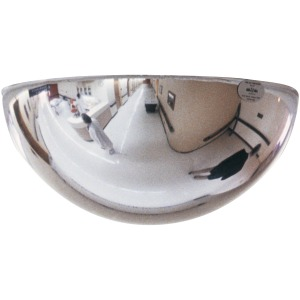 See All Drop-in Panel Panoramic Dome Mirror