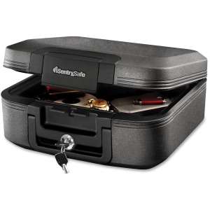 Sentry Safe Tubular Lock Fire Chest