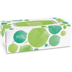 Seventh Generation 2-ply Facial Tissue Flat Box