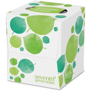 Seventh Generation 2-ply Facial Tissue