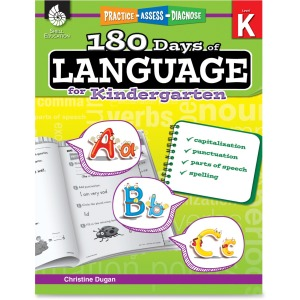 Shell Education Education 18 Days/Language Kindrgrtn Book Printed Book by Jodene Smith