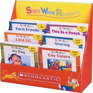 Scholastic Teach Res. PreK-1 Sight Word Book Set Printed Book