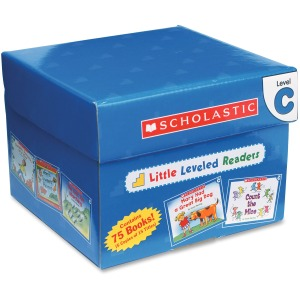 Scholastic Res. PreK Little Level C Readers Book Set Printed Book