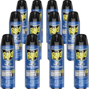 Raid Flying Insect Spray