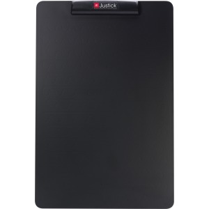 Justick Black Frameless Mini Electro Bulletin Board