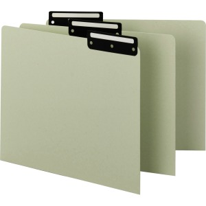 Smead Filing Guides with Blank Tab