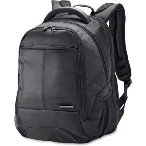 "Samsonite Classic Carrying Case (Backpack) for 15.6"" Notebook - Black"