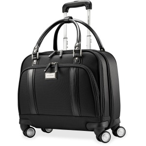 "Samsonite Carrying Case (Roller) for 15.6"" Notebook - Black"