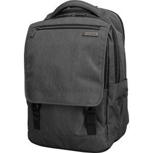 "Samsonite Modern Utility Carrying Case (Backpack) for 15.6"" Notebook - Charcoal, Charcoal Heather"