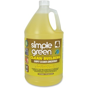 Simple Green Clean Building Carpet Cleaner Concentrate