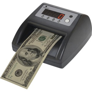 Sparco Counterfeit Bill Detector with UV, MG and IR