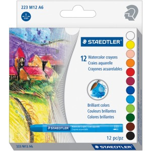 Staedtler WaterColor Crayons