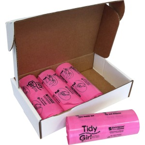 Stout Tidy Girl Feminine Hygiene Disposable Bags
