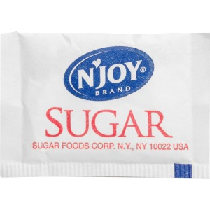 Njoy N'Joy Sugar Packets