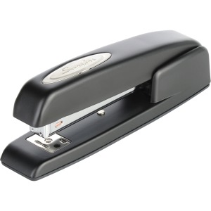Swingline® 747® Business Stapler - Antimicrobial, 25 Sheets, Black
