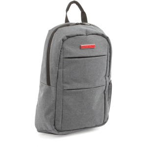 "Swiss Mobility Carrying Case (Backpack) for 15.6"" Notebook - Gray"