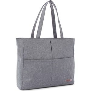 "Swiss Mobility Sterling Carrying Case (Tote) for 15.6"" Notebook - Gray"