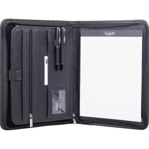 Swiss Mobility Zippered Tablet Padfolio