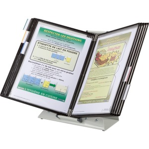 Tarifold Antimicrobial Reference Display Unit