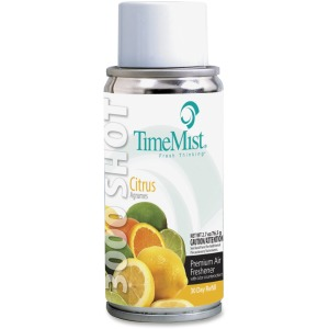 TimeMist Metered 30-Day Micro Citrus Scent Refill