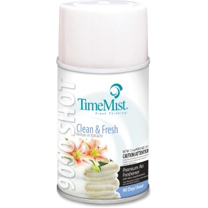 TimeMist Metered 90-Day Clean/Fresh Scent Refill