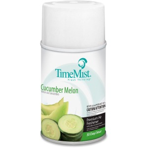 TimeMist Metered 30-Day Cucumber Melon Scent Refill