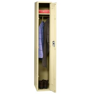 Tennsco Single-Tier Lockers without Legs