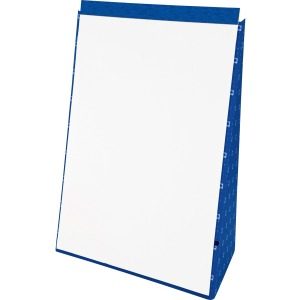 TOPS Evidence Recycled Table Top Flip Chart