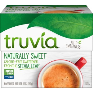 Truvia Cargill All Natural Sweetener Packets