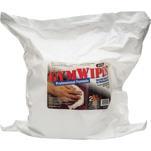 2XL GymWipes Professional Towelettes Bucket Refill